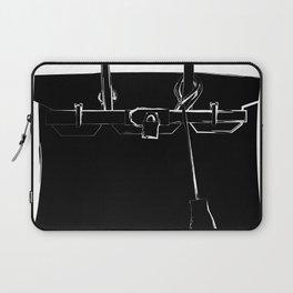The Birkin Bag Laptop Sleeve