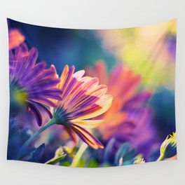 Colorful Days Wall Tapestry