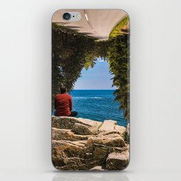 #Tunnel #Vision - 20160520 iPhone Skin