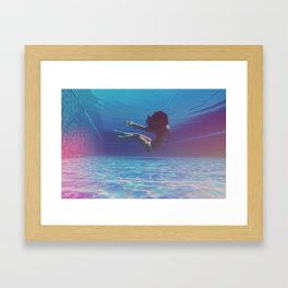 Mermaids Vol. 1 Framed Art Print