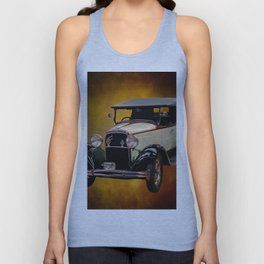 Dodge DA Tourer 1929 Unisex Tank Top