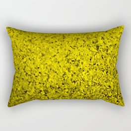 yellow cluster Rectangular Pillow
