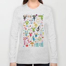 KATAMARI DAMACY Long Sleeve T-shirt