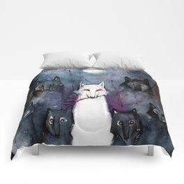 Alpha Wolf Comforters