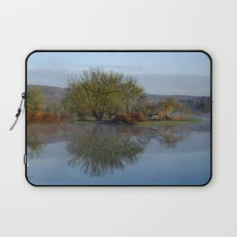 Peaceful Reflection Landscape Laptop Sleeve