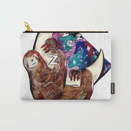 just another sloth in the moon Carry-All Pouch
