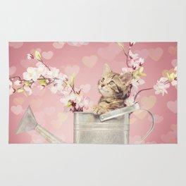 sweet kitty Rug