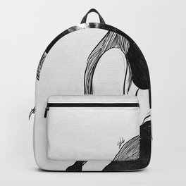 The way to your mind. Backpack