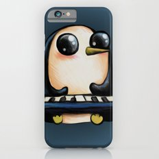 Penguin With Keyboard iPhone 6s Slim Case
