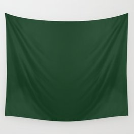 Simply Solid - Eden Green Wall Tapestry