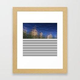odraz Framed Art Print