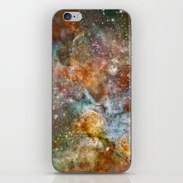 Acrylic Multiverse iPhone Skin