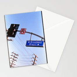 chances (35mm ) Stationery Cards