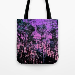 Forest (Sunset) Tote Bag