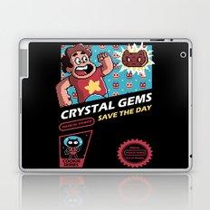 Crystal Gems Laptop & iPad Skin