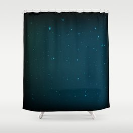 Beyond the Space Shower Curtain
