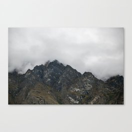 The Remarkables Canvas Print