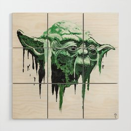 Force of nature Wood Wall Art