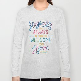 Hogwarts Long Sleeve T-shirt