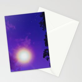 what is life if but a dream? Stationery Cards