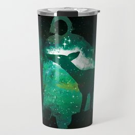 Snape and the Doe Travel Mug