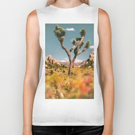 Joshua Tree III / California Desert Biker Tank