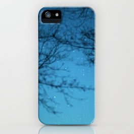 Starry Sky - Night Photography Shot iPhone Case