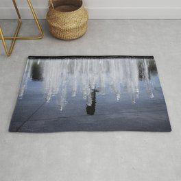 Tower Reflection Rug