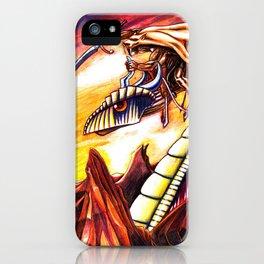 Tren Tren iPhone Case