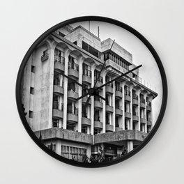 Sunset View Inn Shah Bay Wall Clock