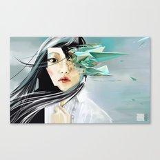iDORU Canvas Print