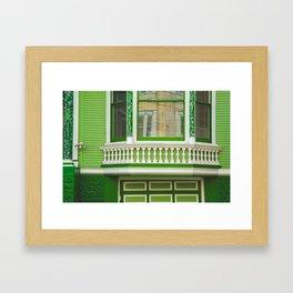 Untitled House 4 Framed Art Print