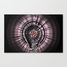 Devil Light Canvas Print