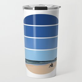 The Waiting Game Travel Mug