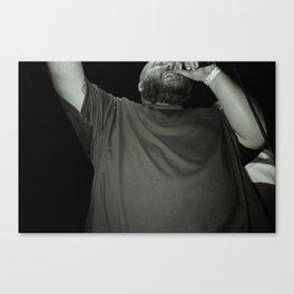 AC SLATER Canvas Print