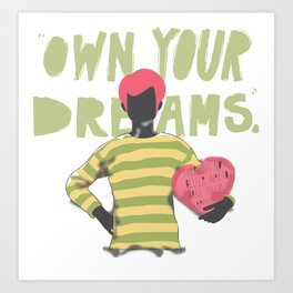 Ownership Art Print