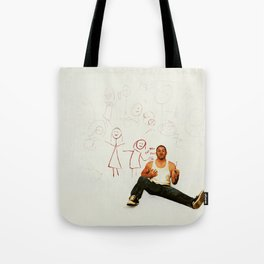 Yeah, well, Gab and Em say I'm awesome. Tote Bag
