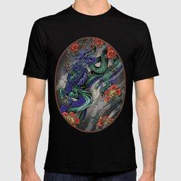 Kirin & Flowers T-shirt