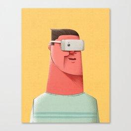 New Reality Canvas Print