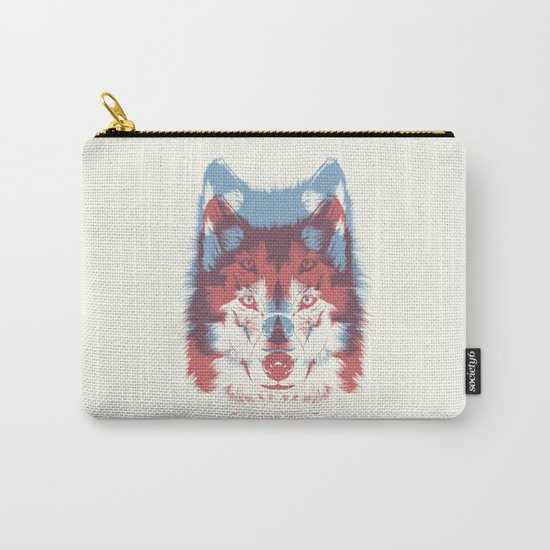 WOLF 3D Carry-All Pouch