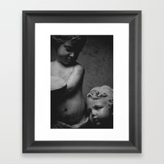 Endless Youth  Framed Art Print
