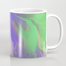Frosted Spring Coffee Mug