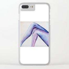 Legs Clear iPhone Case