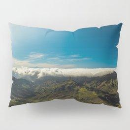 Cloudy landscape Pillow Sham
