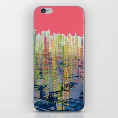 Fragmented Worlds II IV iPhone Skin
