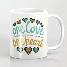 One Love One Heart Mug