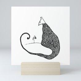 Domesticación Mini Art Print