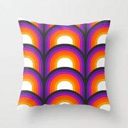 Arches - Pinball Throw Pillow