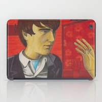 smiths iPad Cases featuring Shakespeare's Brother by Anna Gogoleva