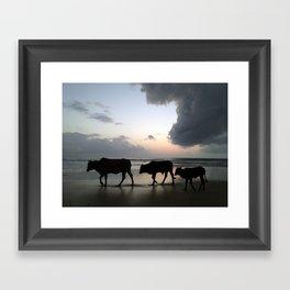 Asia-Style Framed Art Print